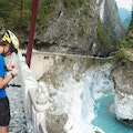 Taroko National Park Heping District  Taiwan