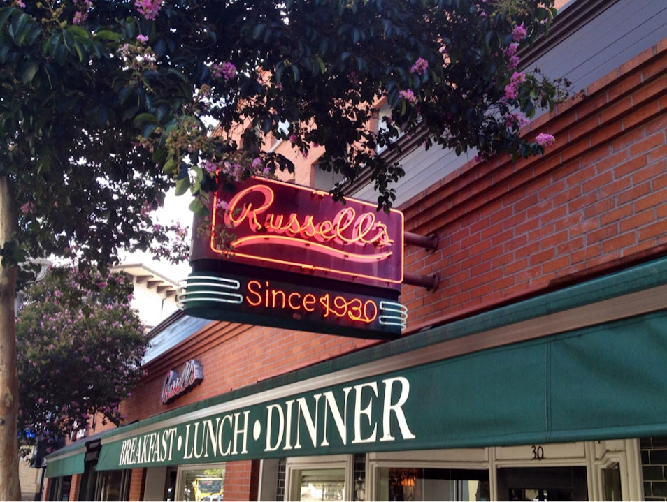Russell's Pasadena California United States