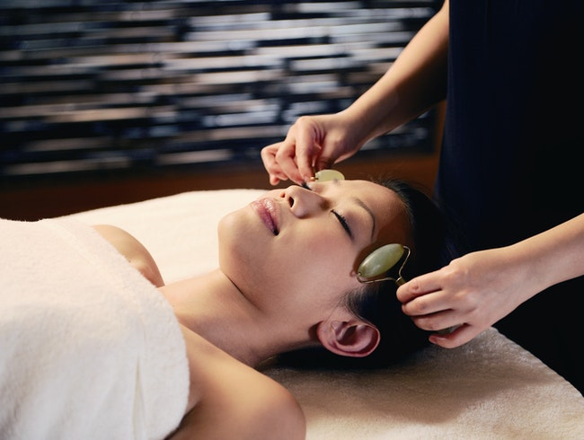 Spa and Relaxation at the Mandarin Oriental