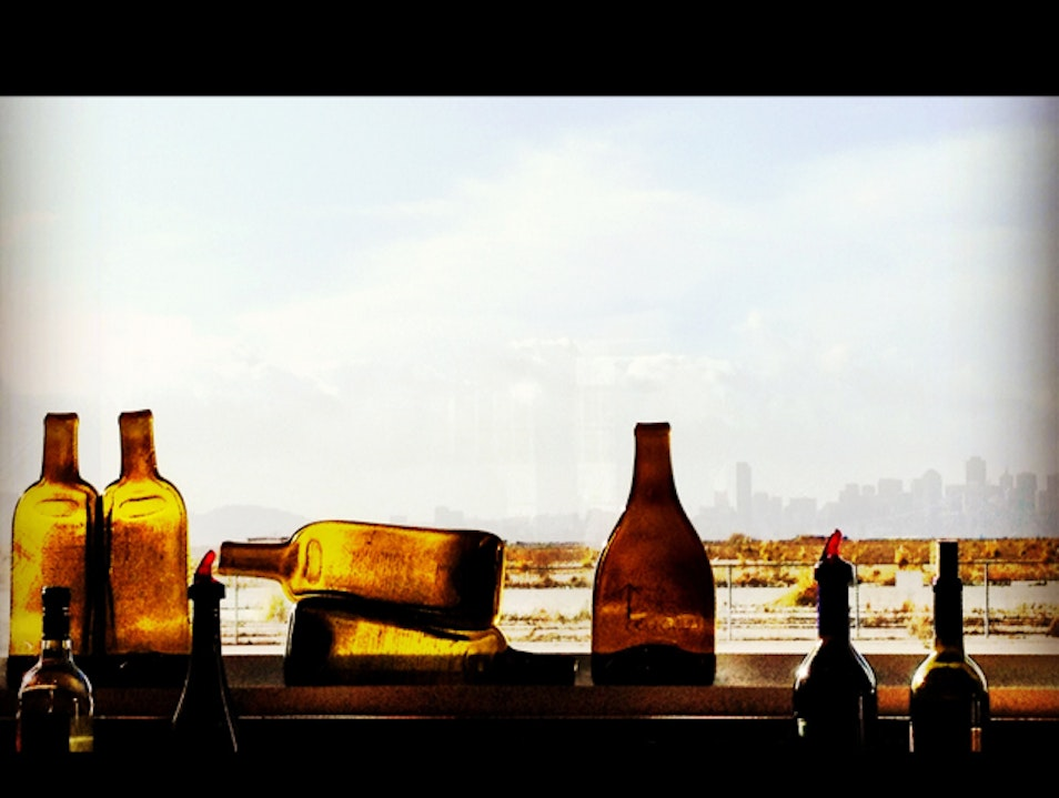 Tasting Room With A View
