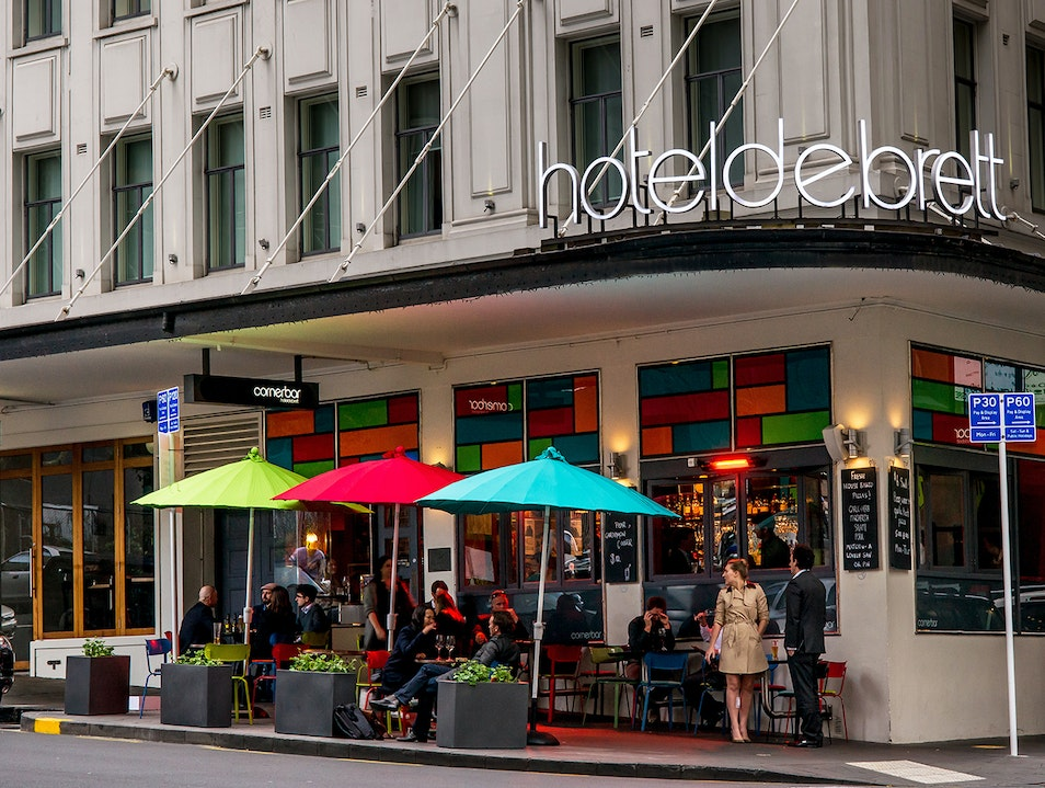 Hotel DeBrett Auckland  New Zealand