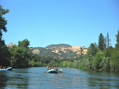 Gold Rush Whitewater Rafting Lotus California United States