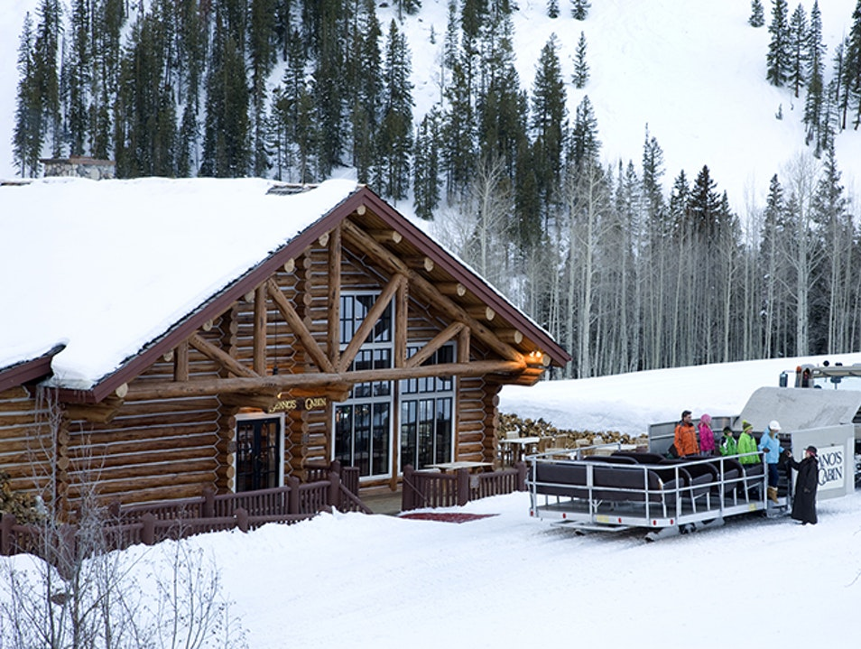 Beano's Cabin, Beaver Creek Buena Vista Colorado United States