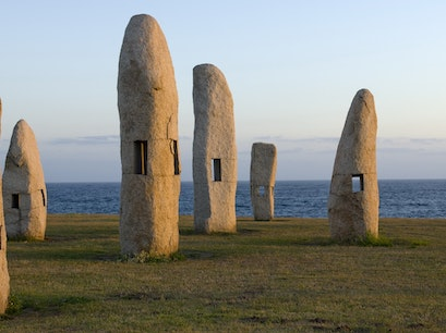 Menhirs for Peace A Coruña  Spain