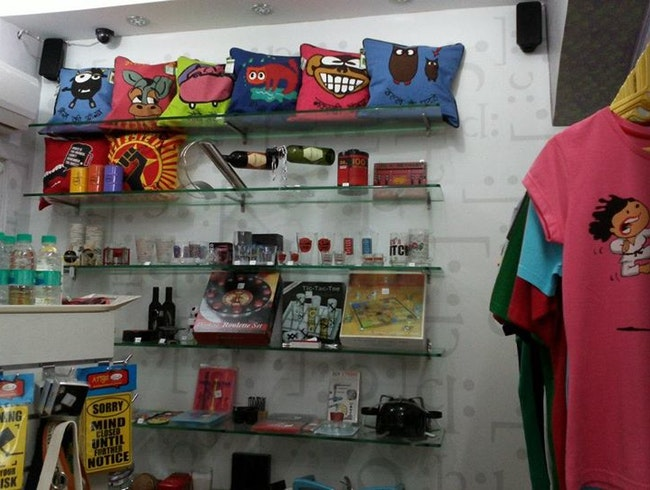 Shop for a Funky Reaction at Chemical Locha