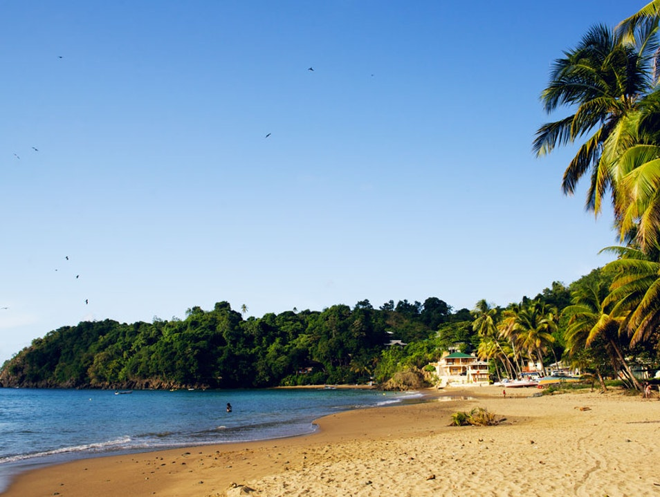 Escape to Castara Beach Castara  Trinidad and Tobago