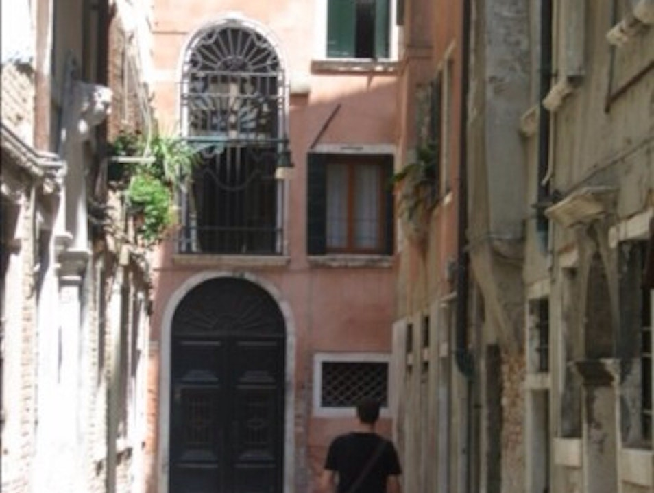 The Judaic Peace And Quiet Of Venice