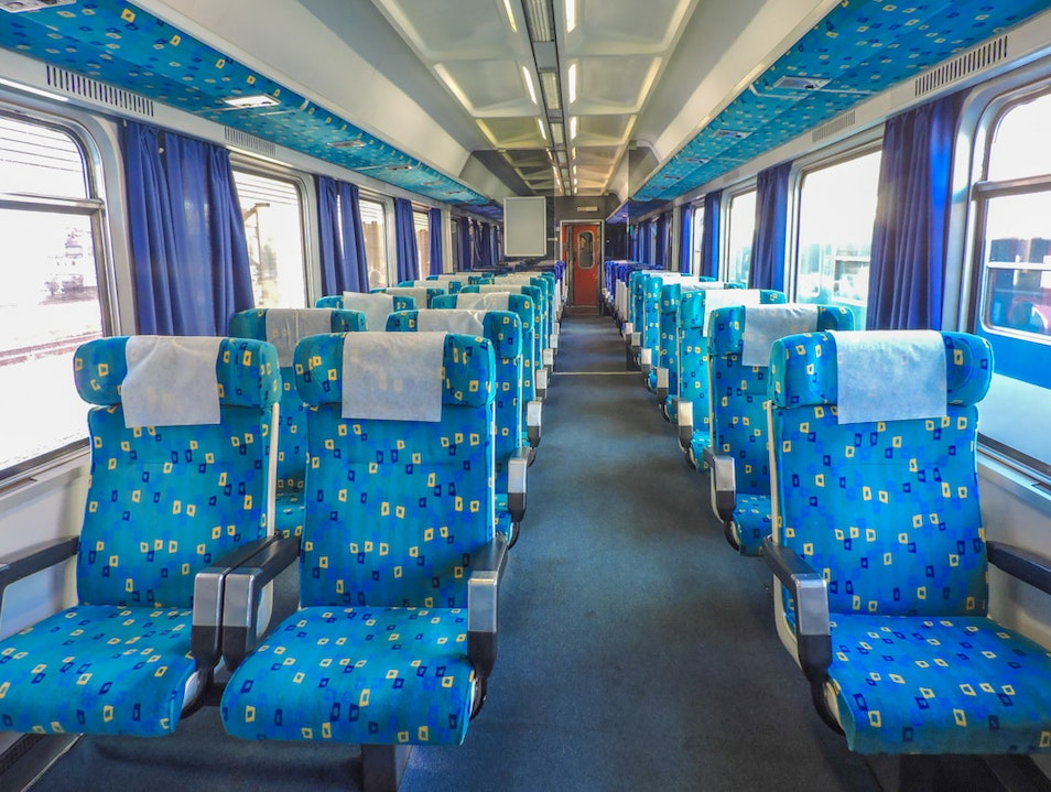 Take the train from Hungary to Slovenia