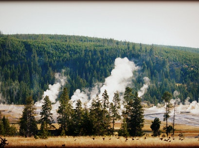 Yellowstone National Park Yellowstone National Park Wyoming United States