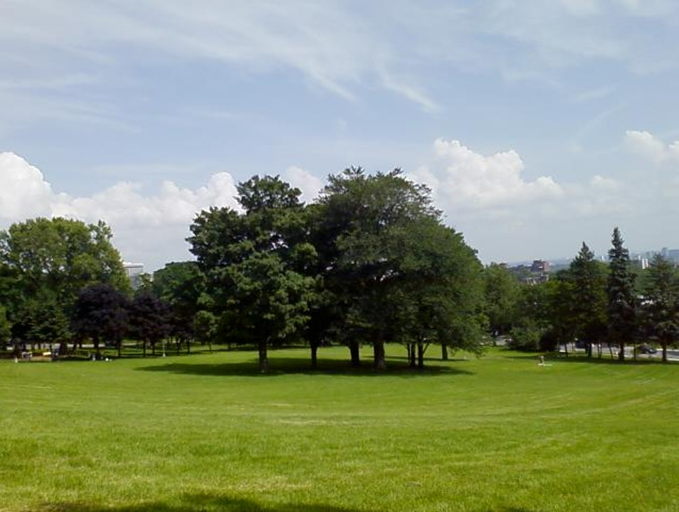 King George Park Westmount  Canada