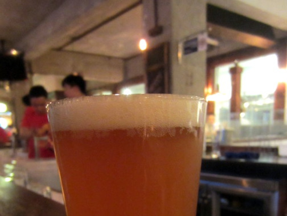 East Meets West at Great Leap Brewing