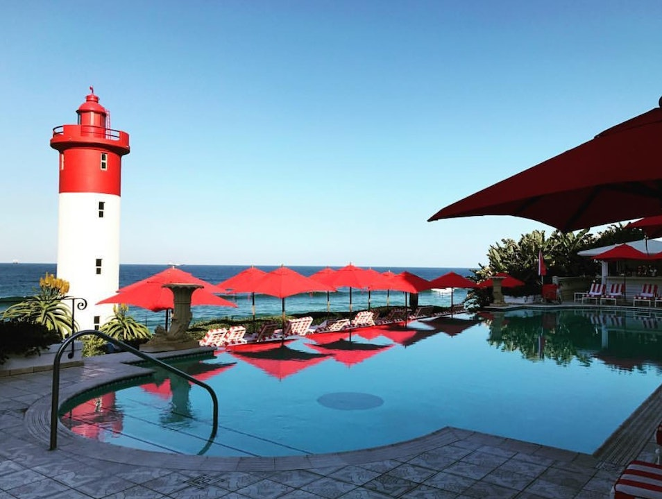 Timeless Elegance: The Oyster Box Hotel, Durban Umhlanga  South Africa