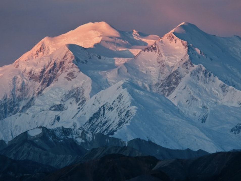 Climbing North America's Highest Mountain: Denali