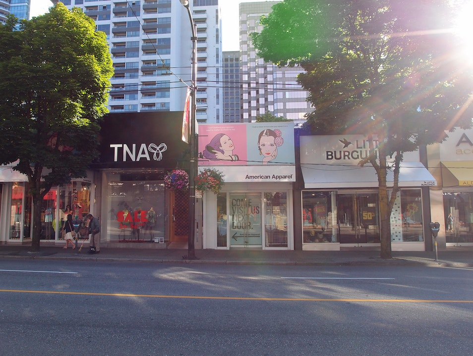 Lively Times on Vancouver's West End