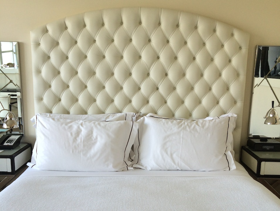 The Cozy Style Of A Room At Mr. C Beverly Hills