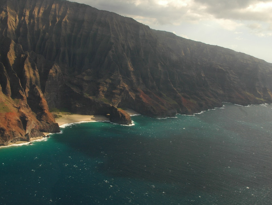 Na Pali on High  Hawaii United States