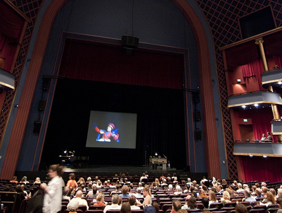 Attend a Show at the Hobby Center