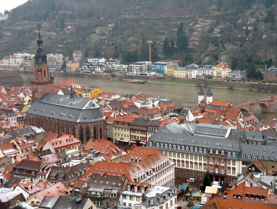 Take a sip of your holidays home with you Heidelberg  Germany