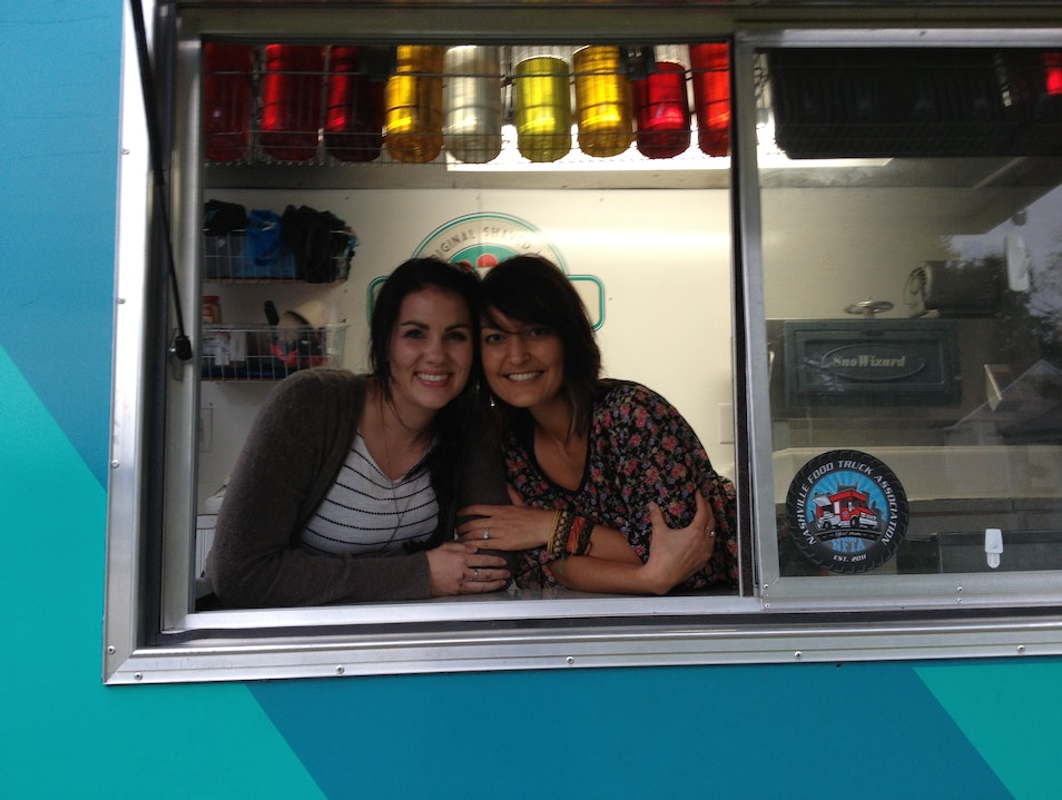 Going Retro with my favorite Nashville food truck
