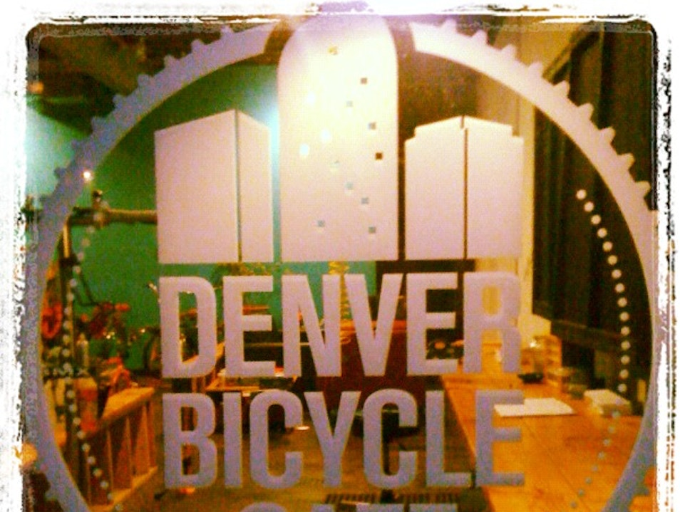 Denver Bicycle Cafe Denver Colorado United States
