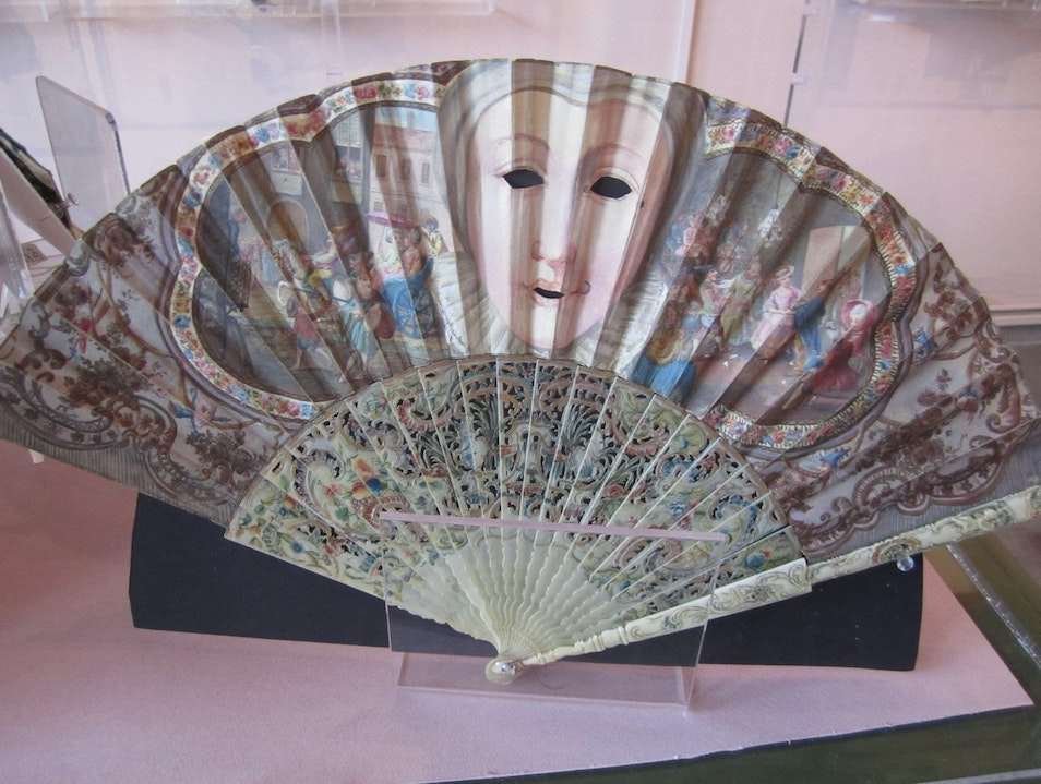 Hand Fan Museum of Healdsburg Healdsburg California United States