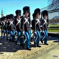 Changing of the Guards - Rosenborg Castle and Royal Treasure Copenhagen  Denmark
