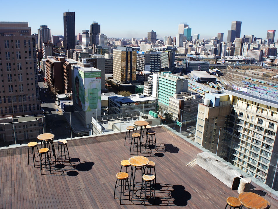 Best View in Joburg? Johannesburg  South Africa