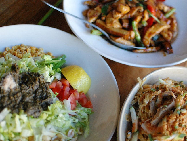 Head to the Inner Sunset for Flavorful Burmese Cuisine
