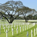 Manila American Cemetery and Memorial Taguig  Philippines