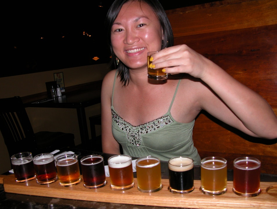 CATCH: Drink lots of beer in Portsmouth