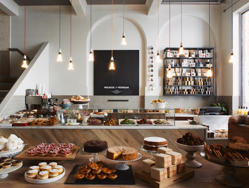 Perfect Coffee, Sweets and Savories from Farm to Table London  United Kingdom
