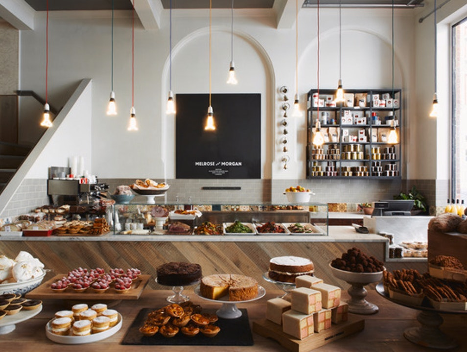 Perfect Coffee, Sweets and Savories from Farm to Table