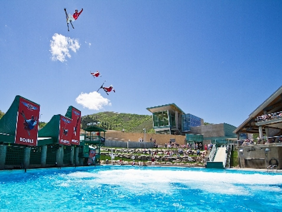 Marvel at the Flying Ace All-Star Show Park City Utah United States