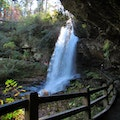 Dry Falls, North Carolina Highlands North Carolina United States