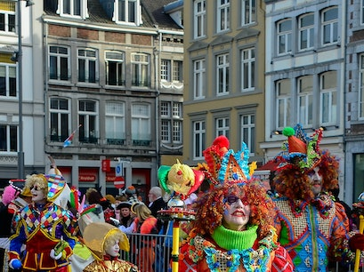 Carnival in Netherlands  Maastricht  The Netherlands
