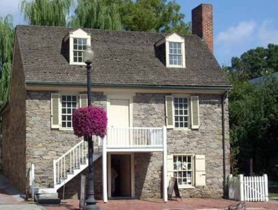 Oldest House in DC Washington, D.C. District of Columbia United States