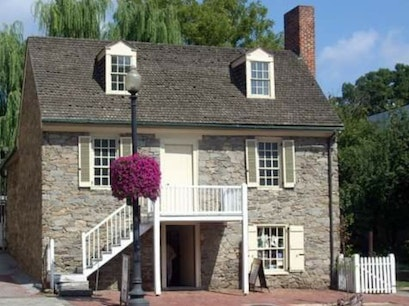 Old Stone House Washington, D.C. District of Columbia United States