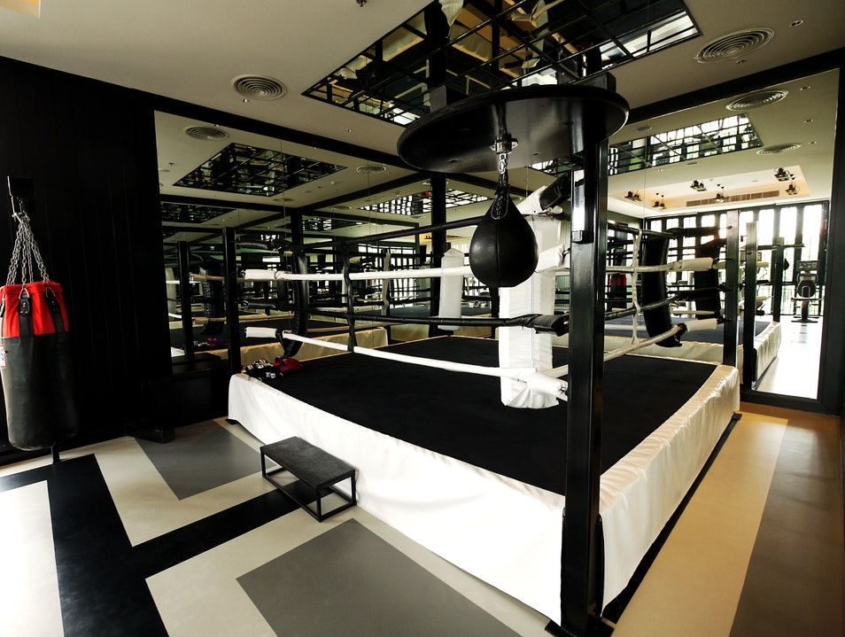 Muay Thai: A Popular Form of Wellness Bangkok  Thailand
