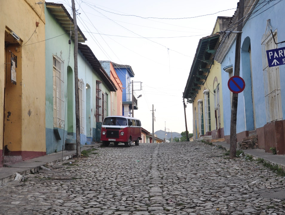 Walk the UNESCO Walk Trinidad  Cuba