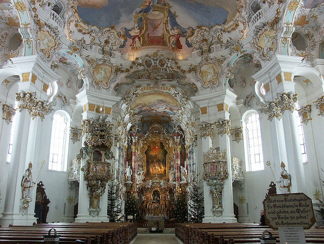 Pilgrimage Church of Wies: A UNESCO World Heritage Site