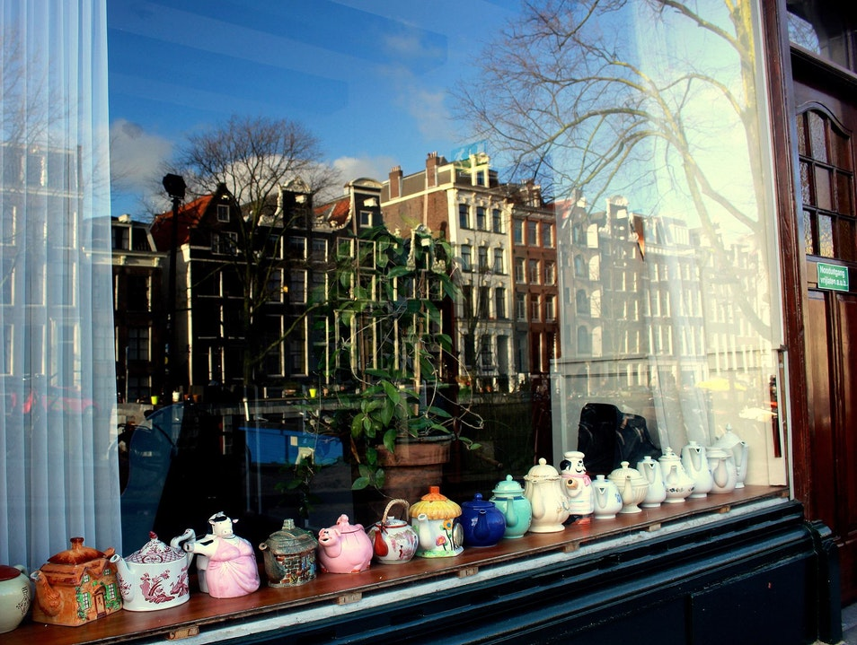 A Boutique Hotel That Will Suit You to a Tea Amsterdam  The Netherlands