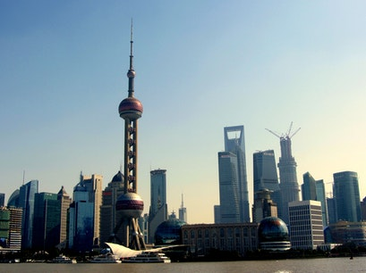 Oriental Pearl Tower Shanghai  China