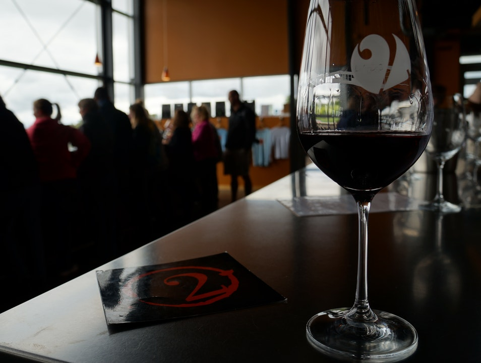 New Age Winery in Traverse City Traverse City Michigan United States
