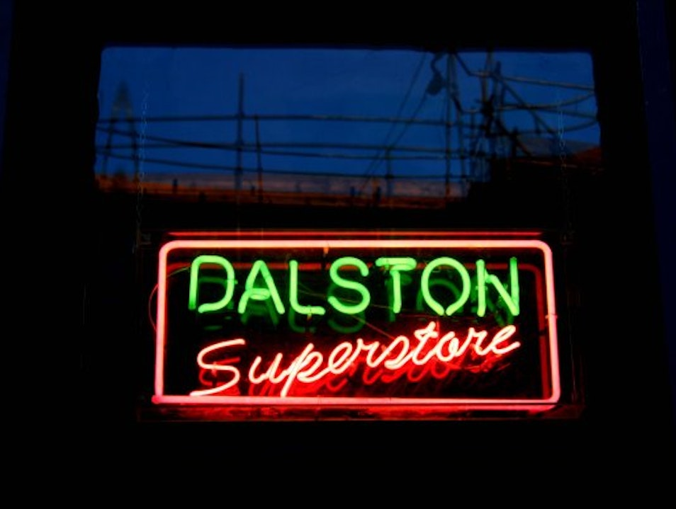 Keep the Party Going in Dalston