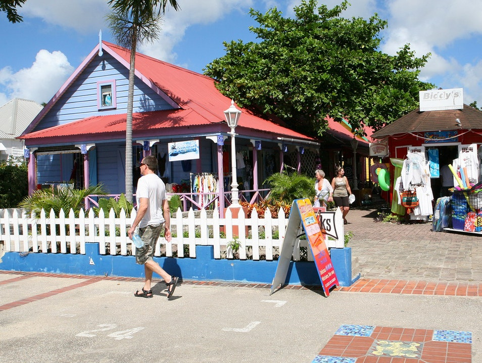 Chattel Village Holetown  Barbados