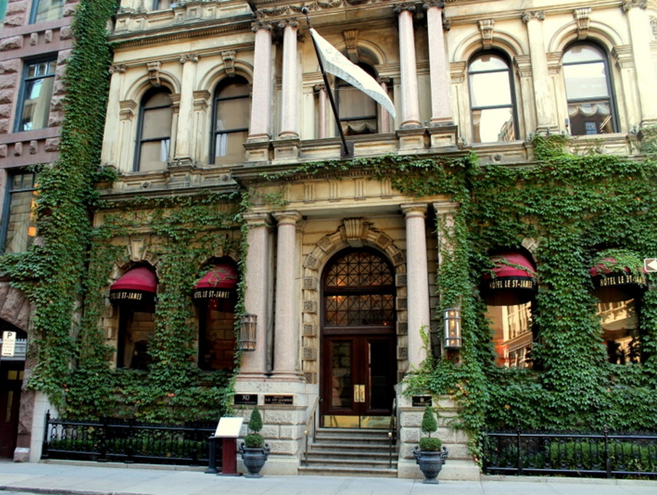 Epic Luxury in Old Montreal