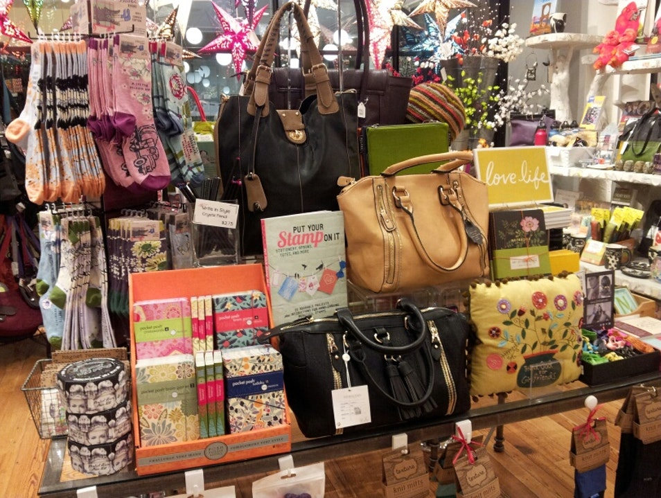 Do All Your Gift Shopping at the Airport