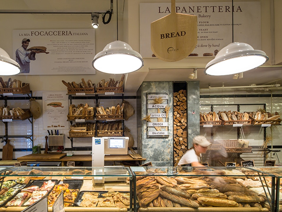Eataly NYC Flatiron New York New York United States
