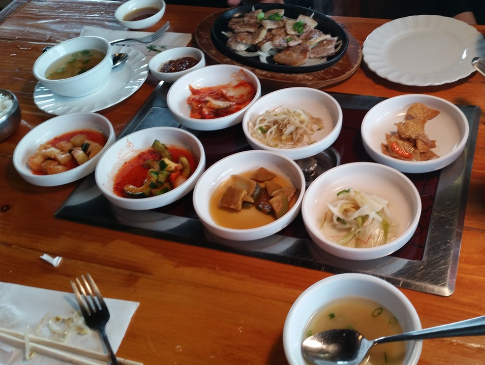 Korean Cuisine in Orlando