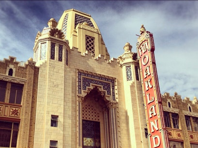 Oakland Fox Theater Oakland California United States